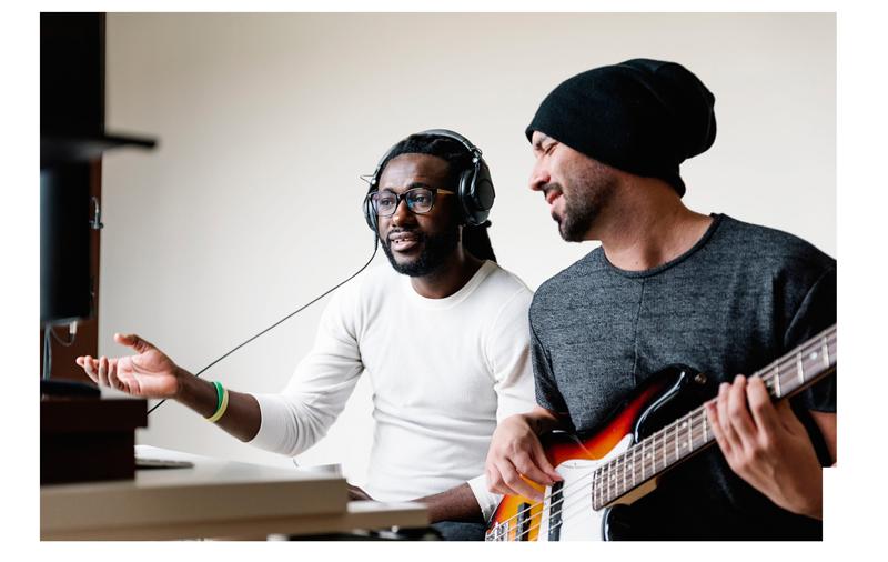 Communauté de bassistes bienveillants Groove Like a Pig