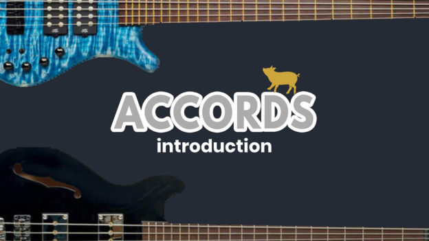 Introduction aux accords à la basse