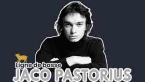 Apprendre les lignes de basse de Jaco Pastorius